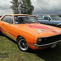 Dodge dart swinger hardtop coupe-1971
