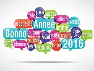 bye bye 2015 en route pour 2016!