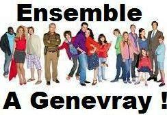 Ensemble à Genevray