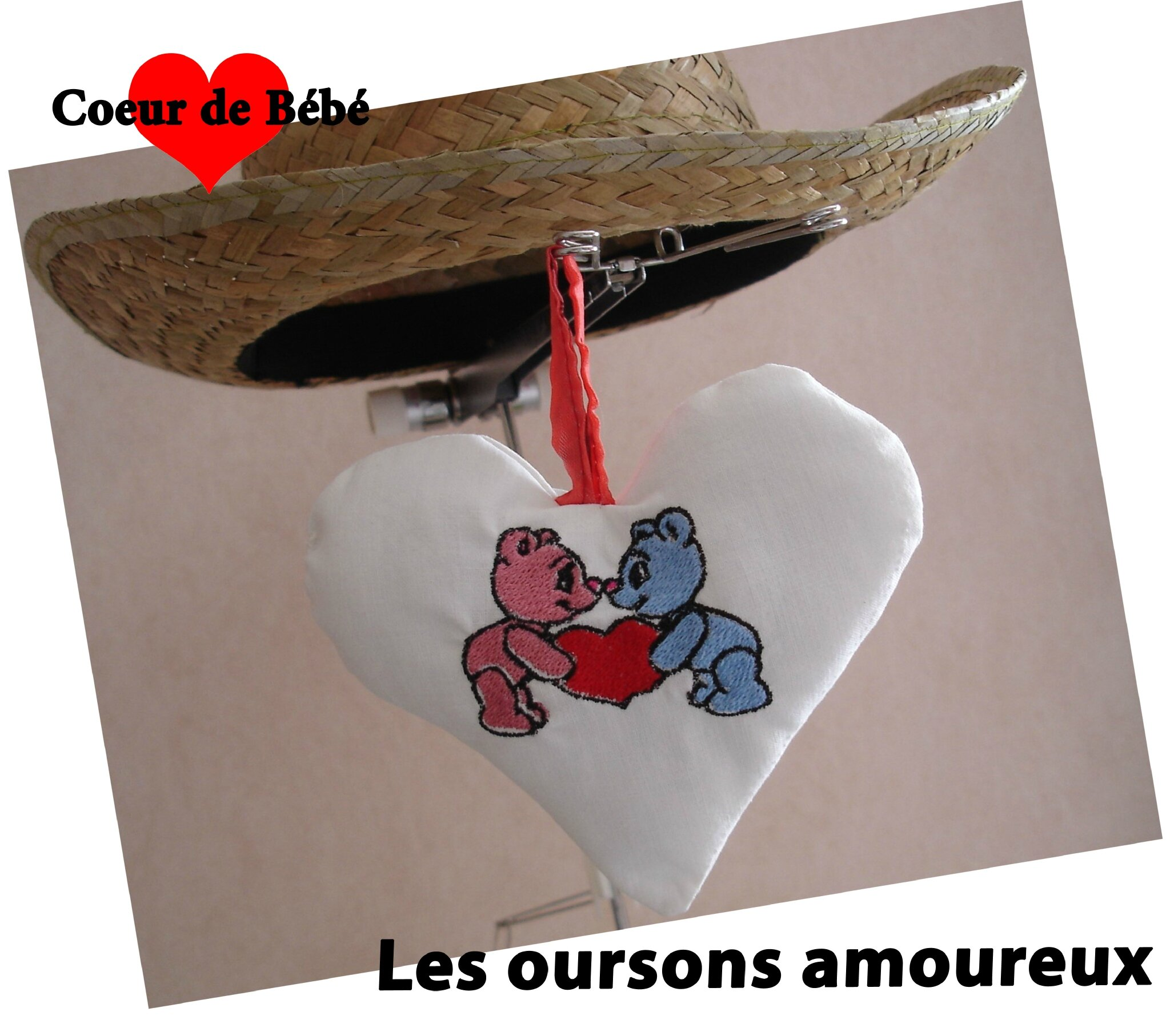 oursons amoureux