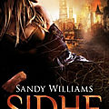 Williams,sandy - sidhe -1 la diseuse d'ombres