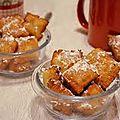 Les pâtisseries du mardi-gras