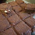 Brownie a la patate douce sans gluten