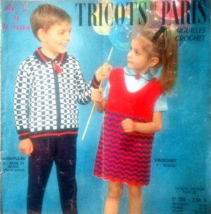tricot de Paris