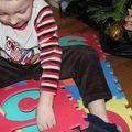 Vente tapis mousse suspendue pour 3 mois