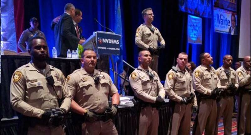 Nevada Democratic Convention 2016