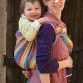 portage enceinte de 5 mois