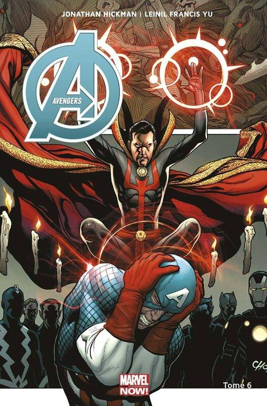 marvel now avengers 06 le dernier avenger