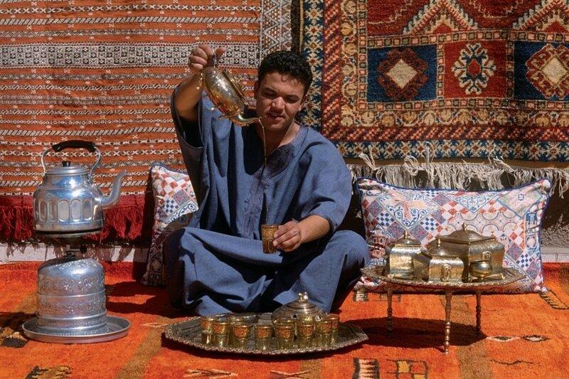 138893-maroc-ceremonie-du-the-a-la