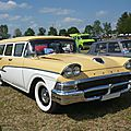 FORD Country Sedan 4door Station Wagon 1958 Madine (1)