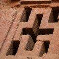 Détails & Couleurs de Lalibela : Fenêtre