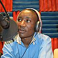 En pleione présentation Radion à Lubumbashi, Radio Don Bosco. *2014