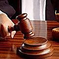 Gagner face un procès de justice