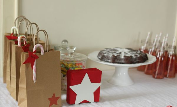 sweet table etoile My Sweet Boutique