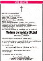 Bernadette Dollat