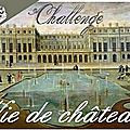 Challenge : la vie de chateau