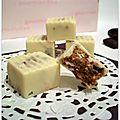 Chocolat blanc aux spéculoos & crêpes dentelles au chocolat