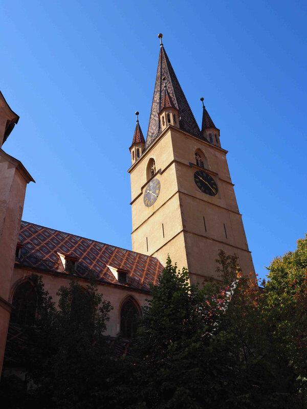 sibiu église évangélique