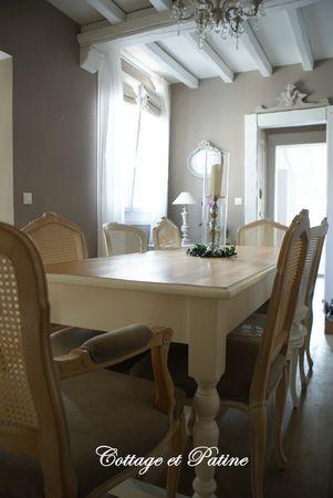 poutres int rieures revisit es cottage et patine le blog. Black Bedroom Furniture Sets. Home Design Ideas