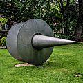 Sculpture hommage aux pionniers de l'Aéropostale