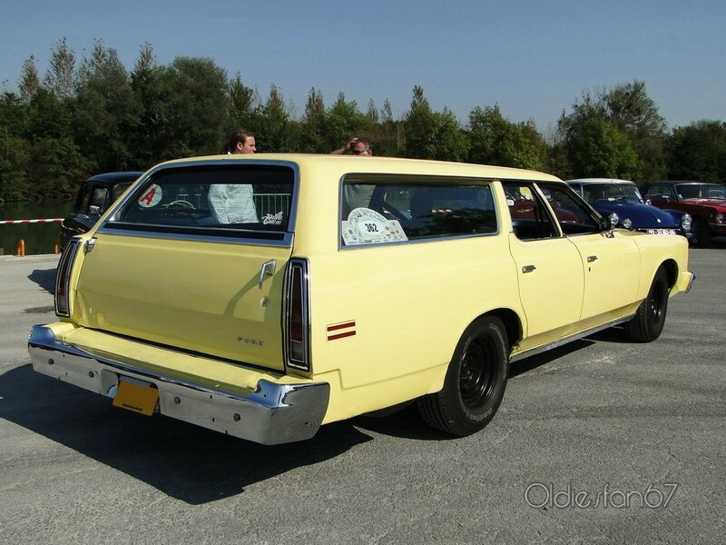 ford ltd wagon 1975 b