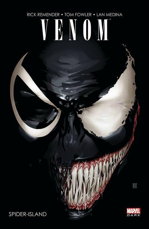 marvel dark venom 02 spider-island