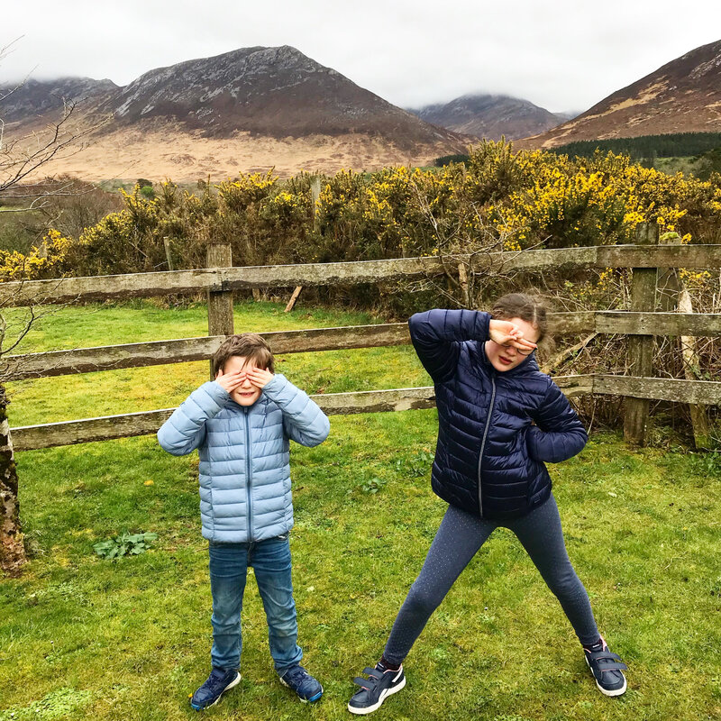 Happy kids in Ireland ©Kid Friendly