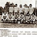 Cm floirac 1975:1976 équipe première (séniors 1)