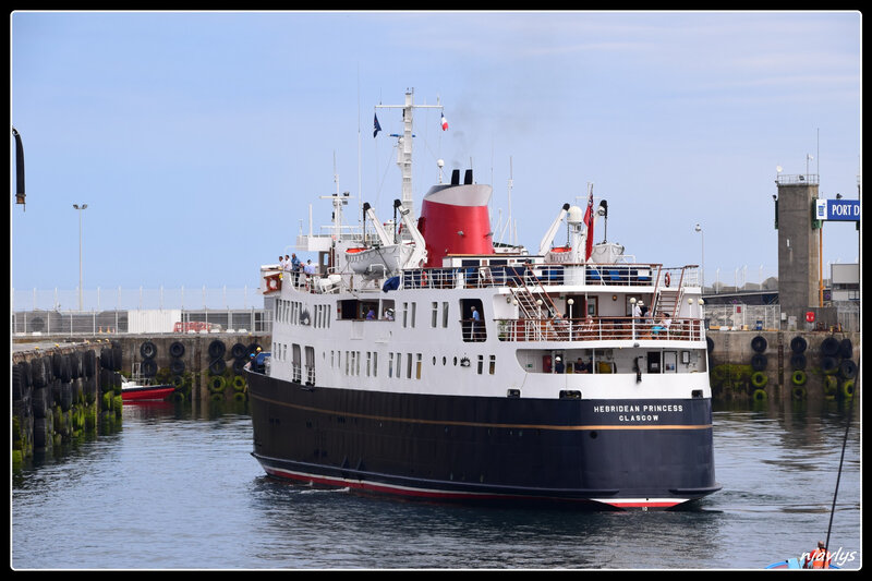 hebridean princess 8