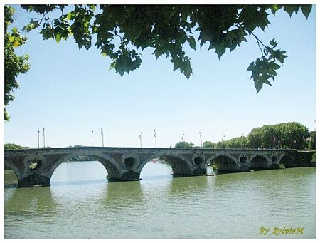 2 le pont et la garonne by sylviam