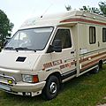 RENAULT Trafic T1300 D camping car Pilote Madine (1)