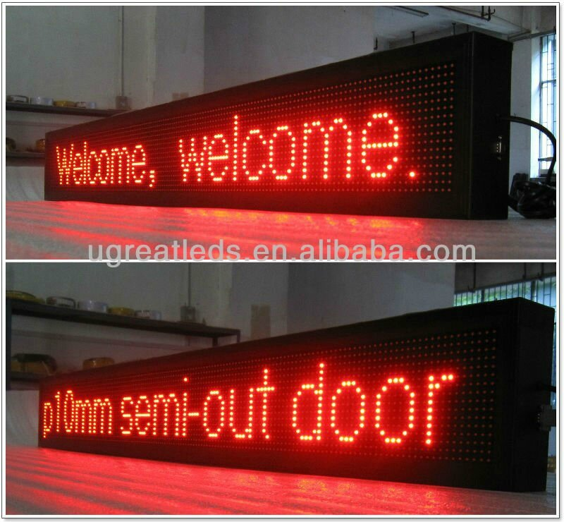 led display javascript html canvas tutorial