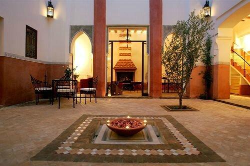 riad la croix berbere Marrakech 3