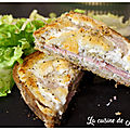 Index : plats du soir, croques-mr, tartines,...