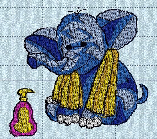 elephant2 machine