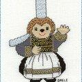 hérisson bretonne