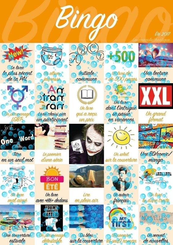 bingo été 18 (yoko tsuno t28)