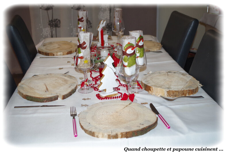 table du réveillon de noel-7701