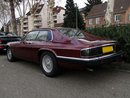 JAGUAR XJS Coupe 1991 a 1996 Retrorencard 2