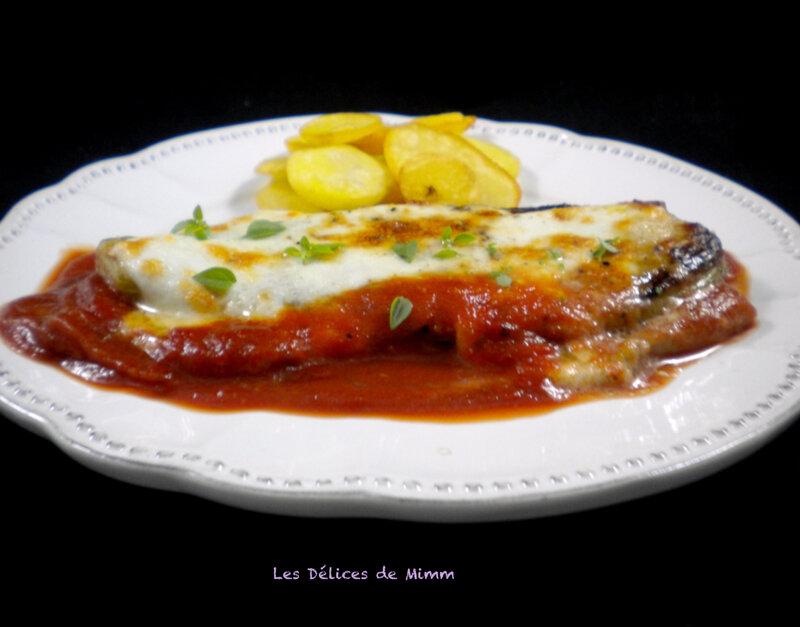 Escalopes de veau alla parmigiana 5