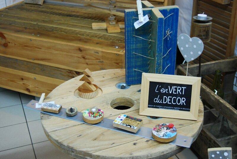 Salon des métiers d'Arts-Aubigny (30)