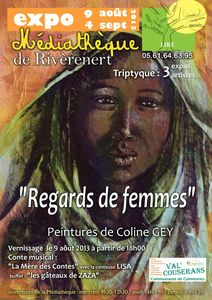 affiche expo gey