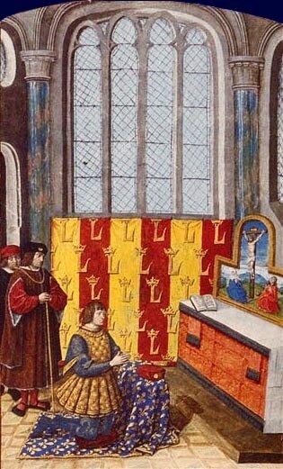Louis XII en prière (2) - 1