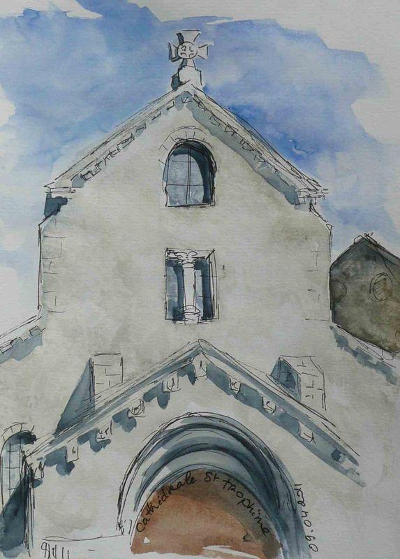 13-Arles St Trophime