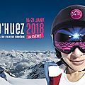 Concours festival de l'alpe d'huez: 20 contremarques à gagner pour voir le grand prix ocs 2018 à gagner