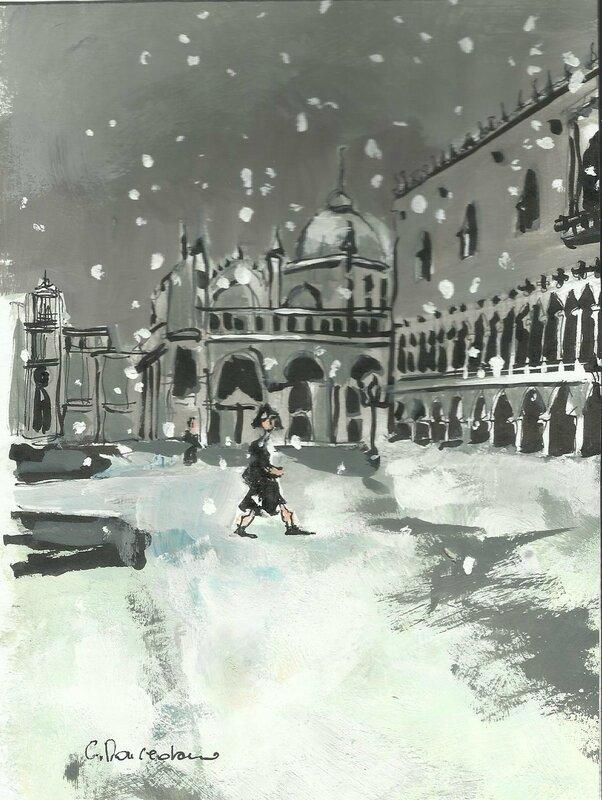 Seule Venise