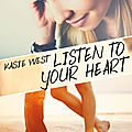 Listen to your heart de kasie west