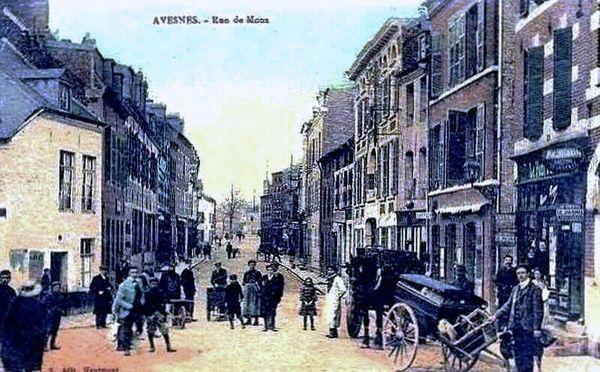 Avesnes - Rue de Mons-2