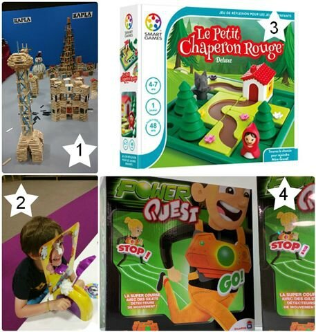 Wish list des grands ©Kid Friendly