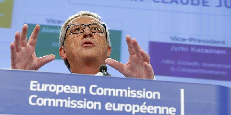 Commission européenne Juncker